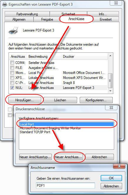 PDF Drucker - PDF Dateien kostenlos erstellen